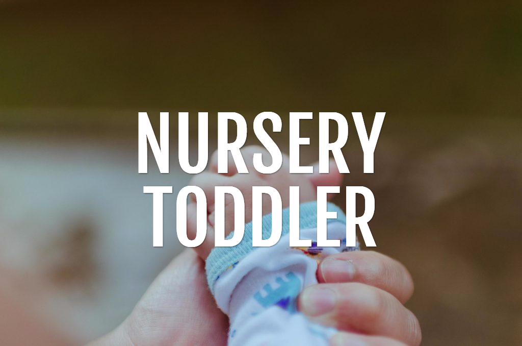 Angola Gateway Church Nursery Toddler Ministry